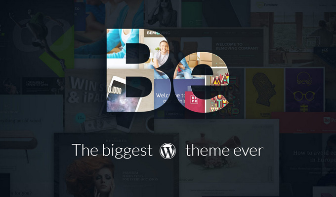 betheme wordpress theme review