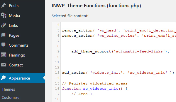 How to Properly Add a Custom Code snippet to your WordPress