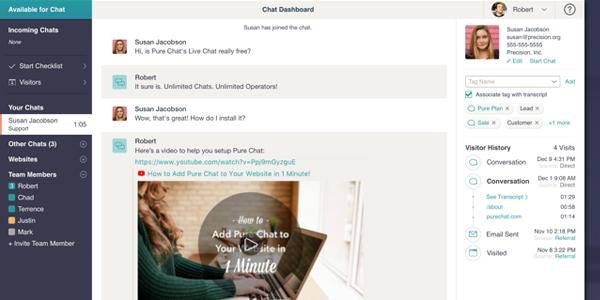 pure chat wordpress plugin